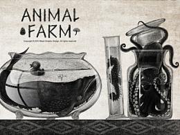 水里的动物&昆虫(Animal Farm)