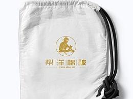 老家的传统棉被logo设计/电子商务/版式设计/淘宝VI设计CI设计/宣传册/店铺设计/