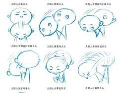 漫画中连续的动态表现方式的简单解析