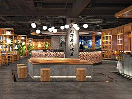 霸州—羴羊犇犇火锅店设计