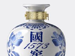 国窖1573-大美中国-(白酒包装)