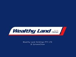 Wealthy Land Holdings----logo design