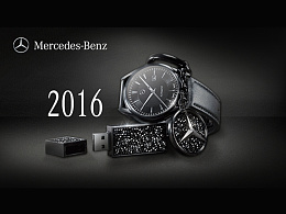 2016 Mercedes-Benz T-mall Fashion collection gif