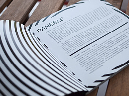 CAOPENG DESIGN·PANBBLE服装小册子