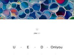 OnlyUED--公司内部作品分享站的概念稿