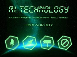MI Technology——小米主题设计