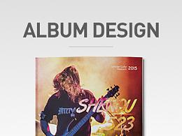 吉他产品画册-神曲吉他