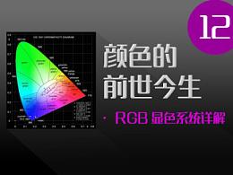 颜色的前世今生12·RGB显色系统详解(上)