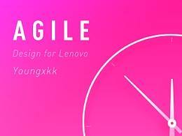 Agile-灵动    (Youngxkk