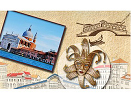 微信推广页面设计-神秘威尼斯