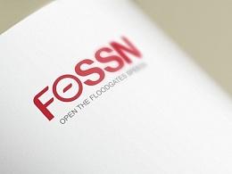 VI设计——FOSSN演讲 科学的品牌形象