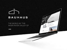 建筑官网设计