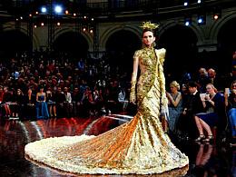 2016巴黎高定时装周拖稿不完全浅入报道