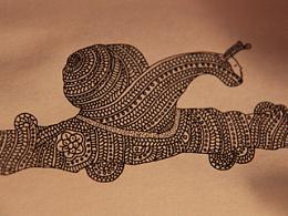 蜗牛-奋斗