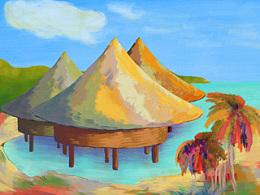 塔希提岛专题页面