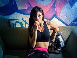 【YBP摄影】女拳霸