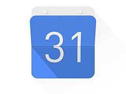 Google Calendar 临摹