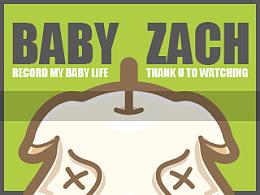 开始记录ZACH的成长!!