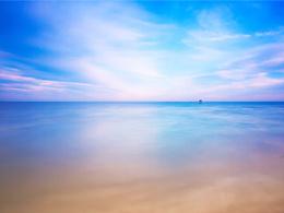 海虽动·心亦静