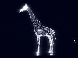 3D粒子效果在网页端实现分享