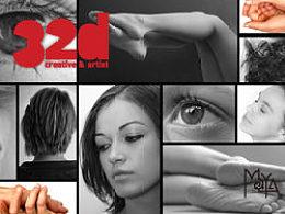 32d杂志更新到13.6!本期3d教程:人体解剖特征建模——手部