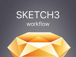 sketch3 workflow 快速使用 symbol fontstyle 图层样式
