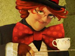 爱丽丝仙境-疯帽子制作Photoshop教程