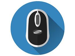 扁平化icon,临摹与原创,附PSD文件