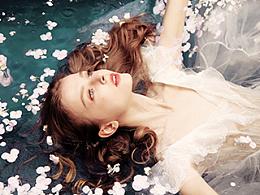 维纳斯的诞生-望设计兰奕2016婚纱系列