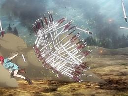 如何制作《终末的伊泽塔》剑阵挡炮弹 by aoisaki