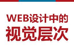 WEB设计中的视觉层次