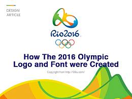 2016年奥运会会徽和字体是如何设计出来的?
