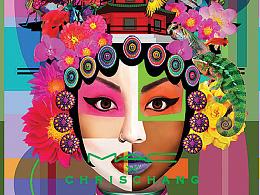 如何设计中国风化妆品包装设计(电商微商)参考、化妆品包装设计