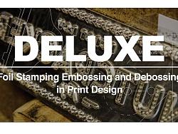 【善本十周年】Deluxe 印刷工艺——烫金与凹凸 by spbooks