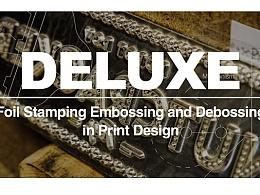 【善本十周年】Deluxe 印刷工艺——烫金与凹凸