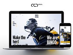 Bingo+ Diving by 梁定然_海南