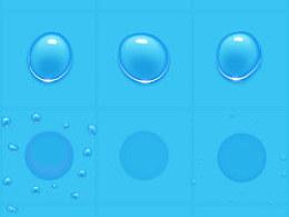 小课堂UI-捏泡泡-动画资源与关键帧制作