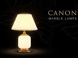 Canon Marble lamps