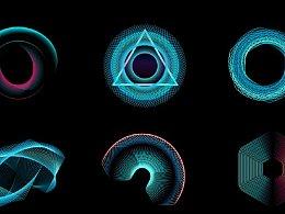 炸裂屏幕!两分钟打造超美丽的电子艺术图谱!
