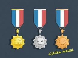 Golden madle