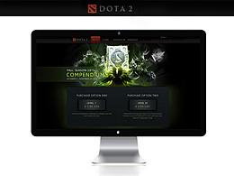 dota2 activities page