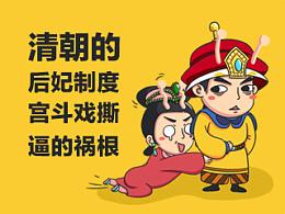 3分钟,让你看懂清朝后妃制度