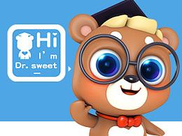 熊博士品牌形象设计