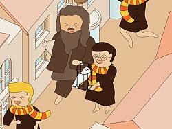 《哈利波特》里10个超有想象力的建筑空间 by 张小哈的啊哈时刻