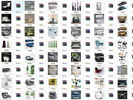 分享 两百个国外精品模型  3Dmax   14918705   实测好用