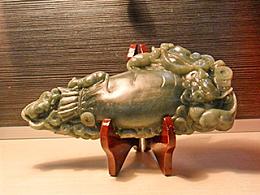 一块玉石的进化史—《五鼠运财》