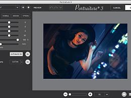 Imagenomic Portraiture 3.0下载PS磨皮滤镜插件Mac版