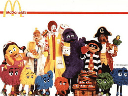 曾经的麦当劳当家花旦们 | 角色大讲座