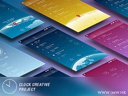 Motion UI | 时钟创新方案