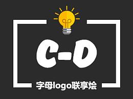 字母logo联享烩(C-D)